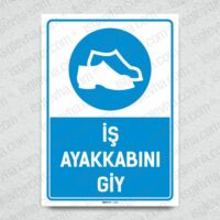 is ayakkabini giy